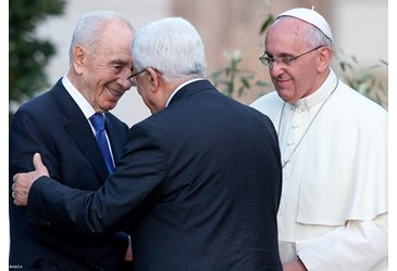 JPopeFrancisMiddleEastPeacemaking