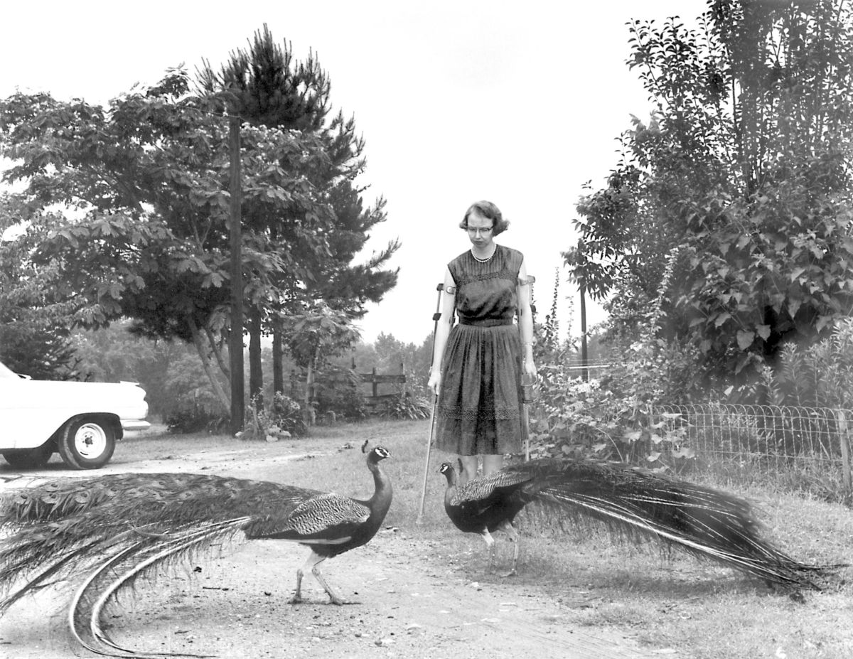 JFlannery OConnor at Home