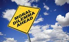 JMoral Dilemma Ahead